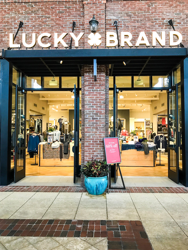 Lucky Brand - Disney Springs