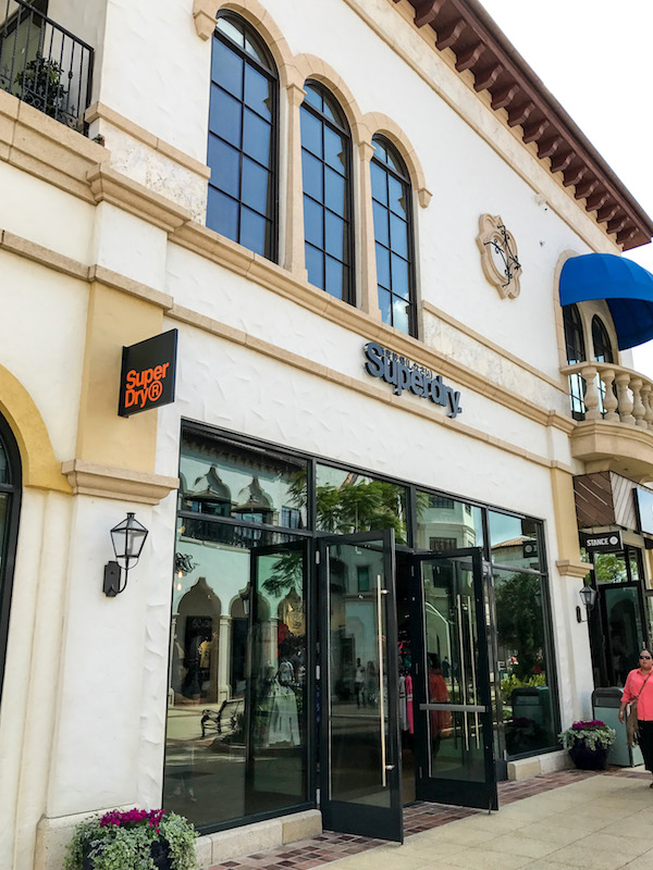 Superdry - Disney Springs