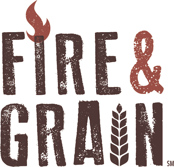 Fire & Grain logo - Hershey Lodge