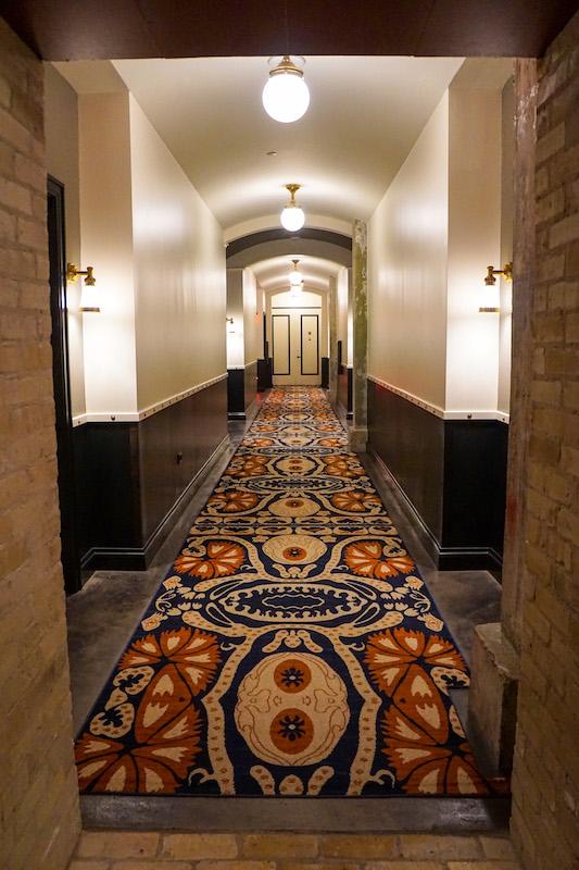 Hallway - Hotel Emma