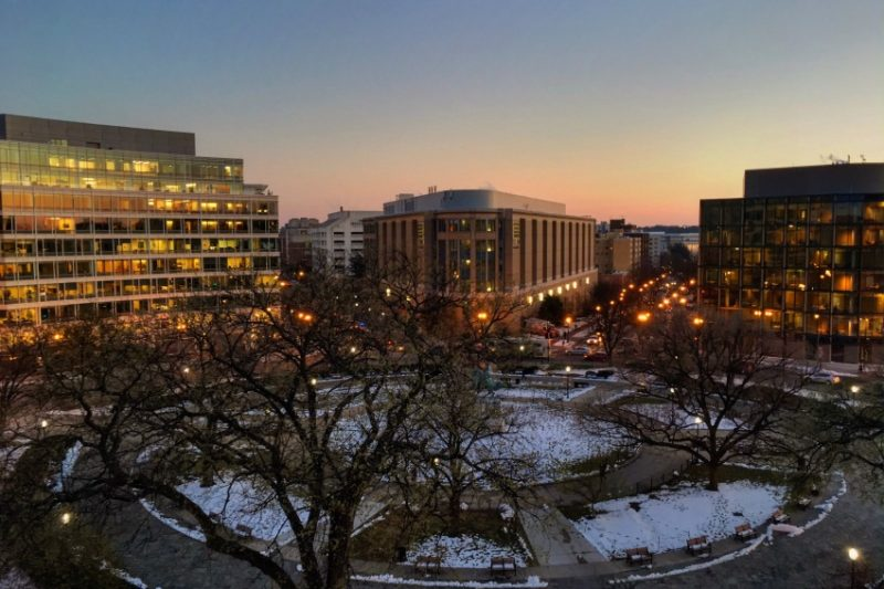 One Washington Circle View