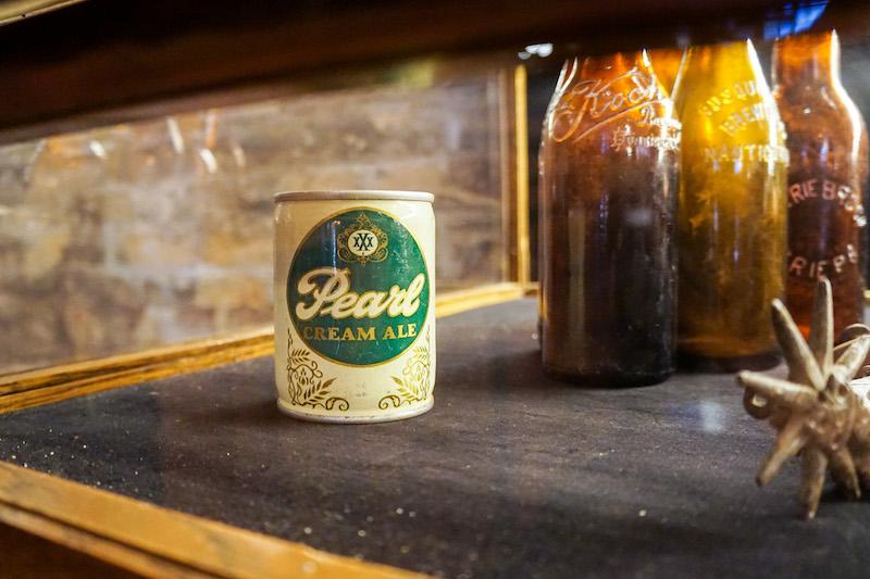 Pearl Cream Soda - Hotel Emma