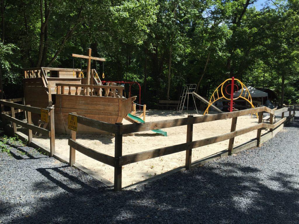 Gettysburg KOA Playground