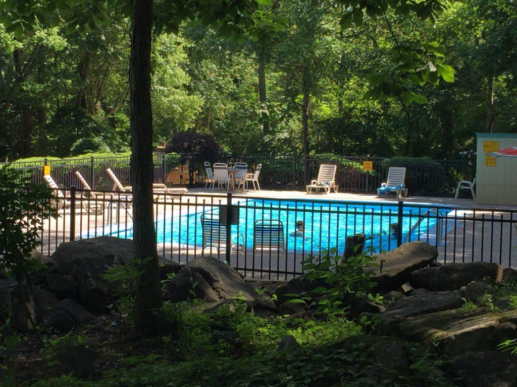 Gettysburg KOA Pool