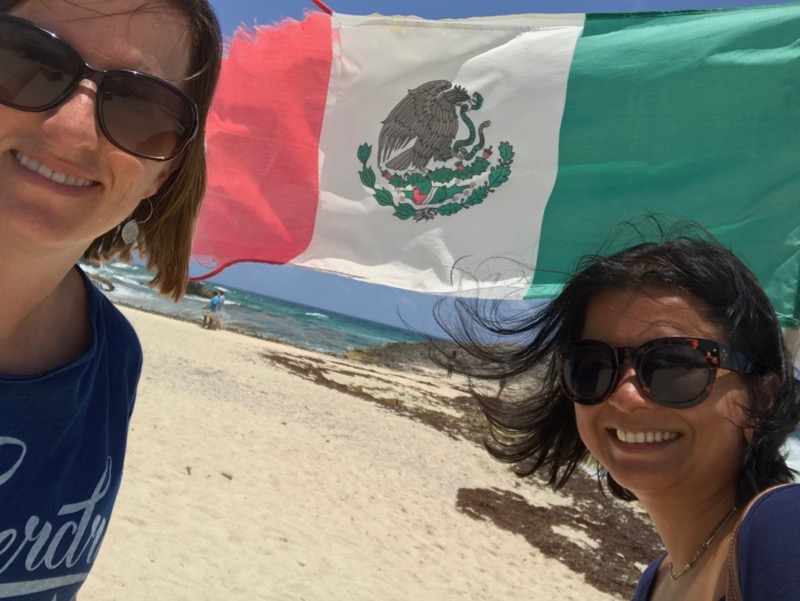 Stella and Fadra - Viva Mexico