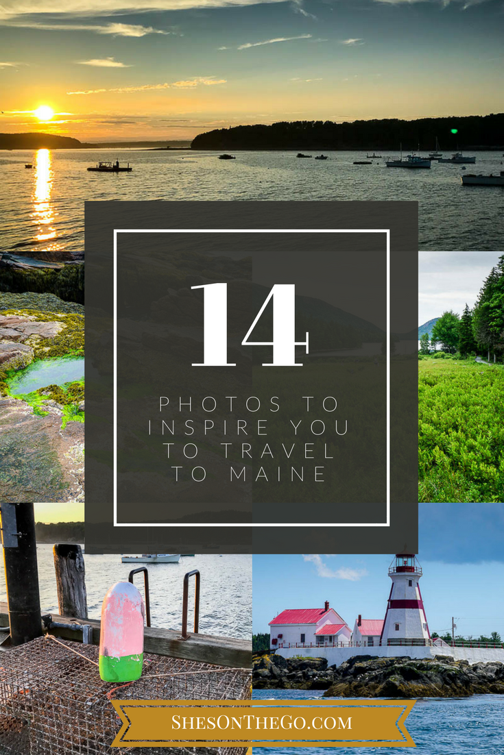 14 photos to inspire your trip to Maine