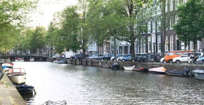 Walk, Dine, and Relax in Amsterdam