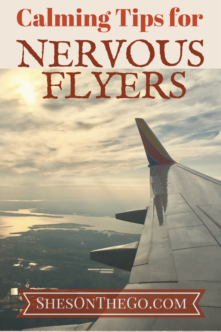 My fear of flying was really becoming an issue. But as I started reading more about nervous flyers, I knew there had to be a way to deal with it. See if my tricks can help you too!