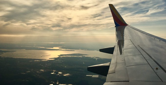 Calming Tips for Nervous Flyers
