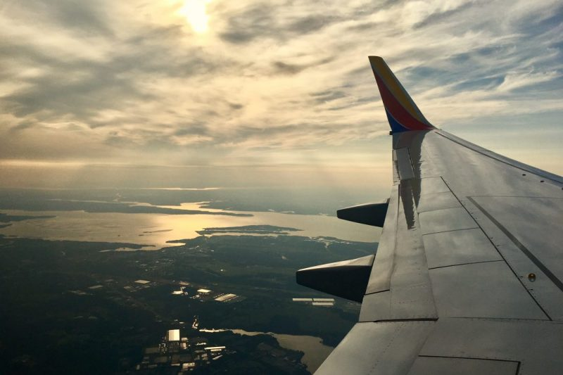 Fear of Flying. Calming Tips for Nervous Flyers.