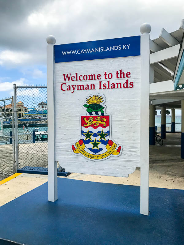 Welcome to Grand Cayman