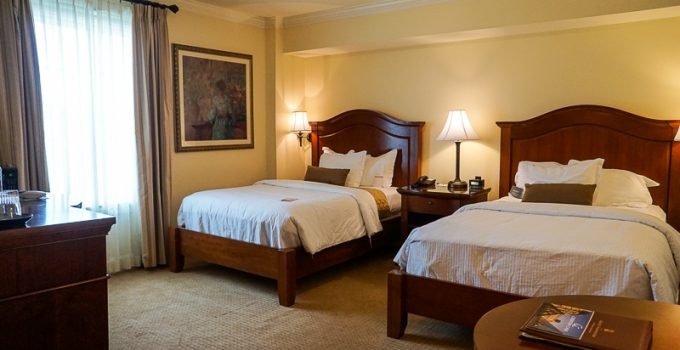 The George Washington Hotel – Presidential Style in Winchester, VA
