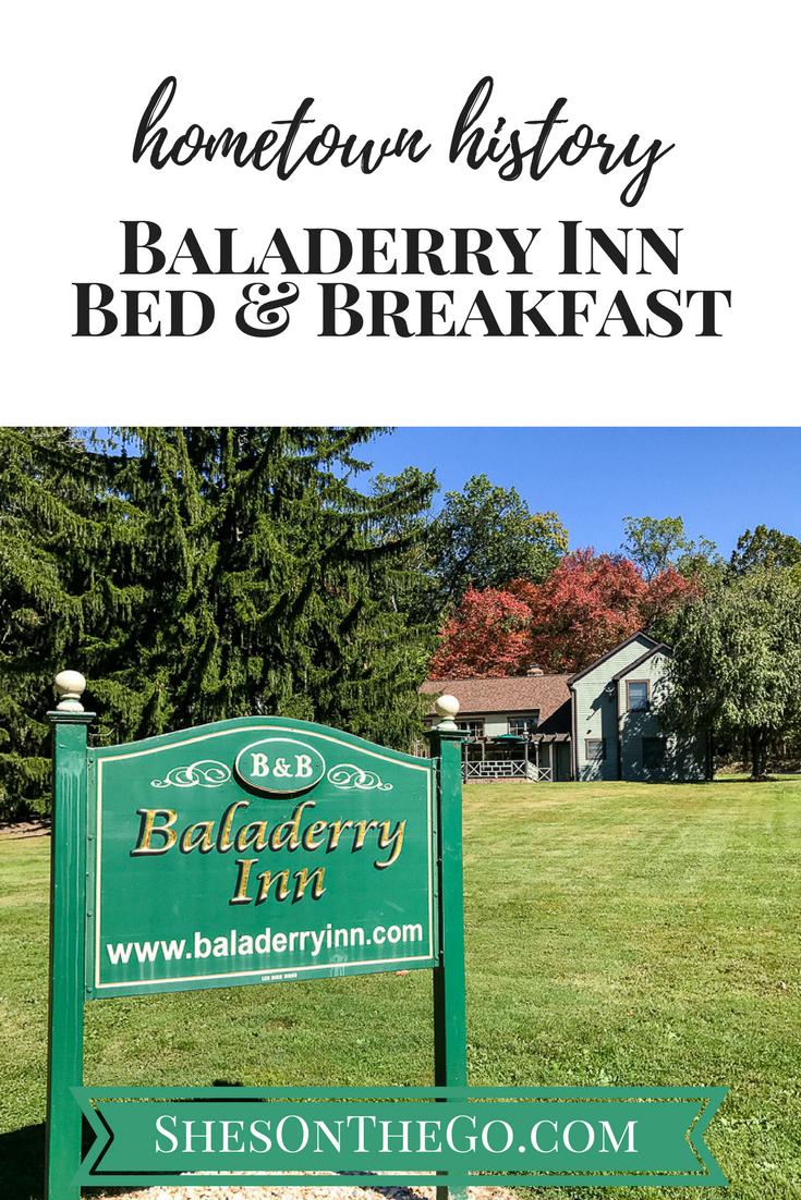 Baladerry Inn - Gettysburg, PA