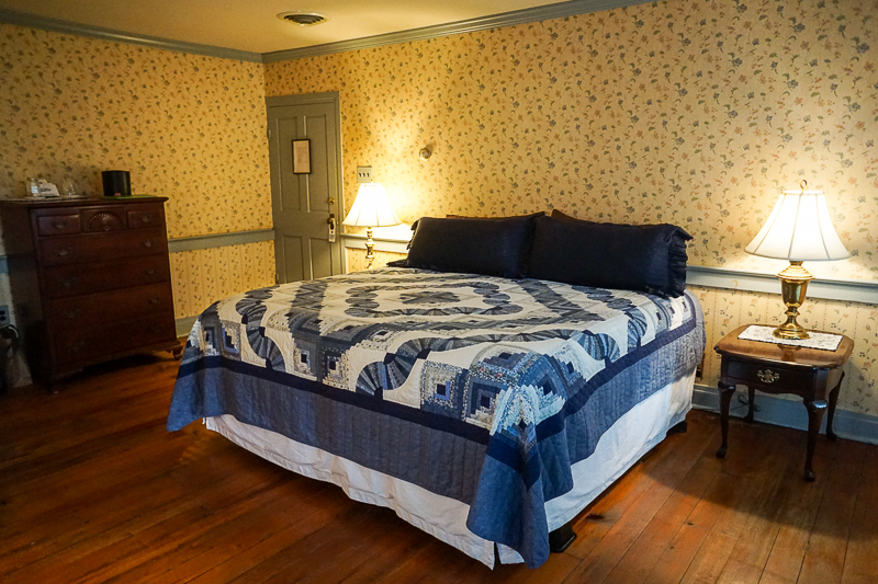 Primrose Room at Baladerry Inn - Gettysburg