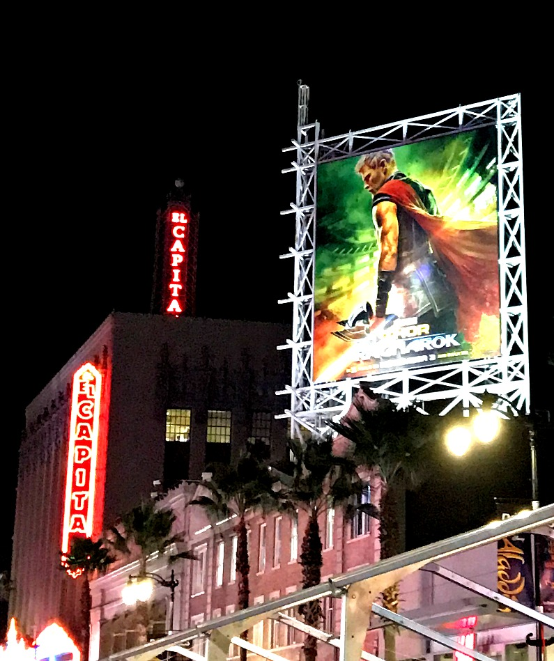 Traveling Hollywood like a movie star means checking out the Hollywood theatres, standing on the Hollywood Walk of Fame and walking Red Carpets.