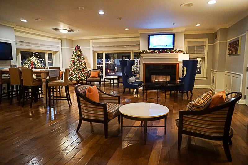 Gettysburg Hotel-lobby
