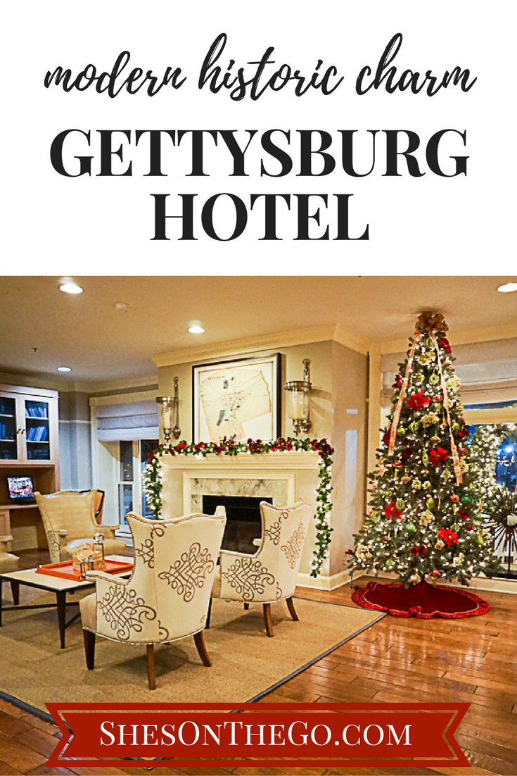 Gettysburg Hotel - Modern Historic Charm