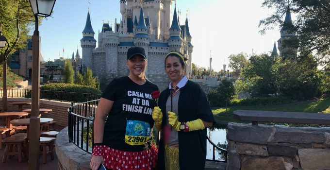 Why Disney's Princess Half Marathon Weekend Is the Ultimate Girls Trip