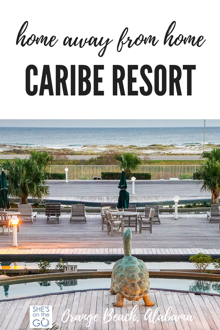 Caribe Resort - She's On The Go