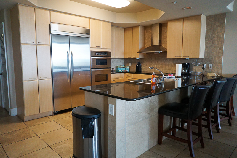 Caribe Resort - kitchen