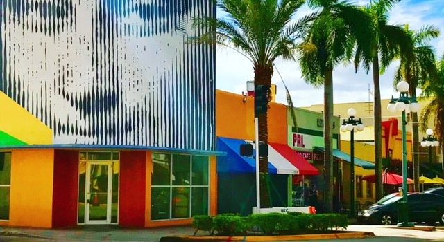 Fort Lauderdale Art Scene & Instagram Hot Spots