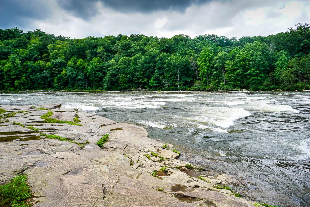 Ohiopyle whitewater
