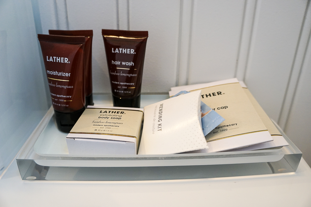 LIFE Hotel toiletries