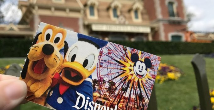 Disneyland Just Got a Little Bit Cheaper