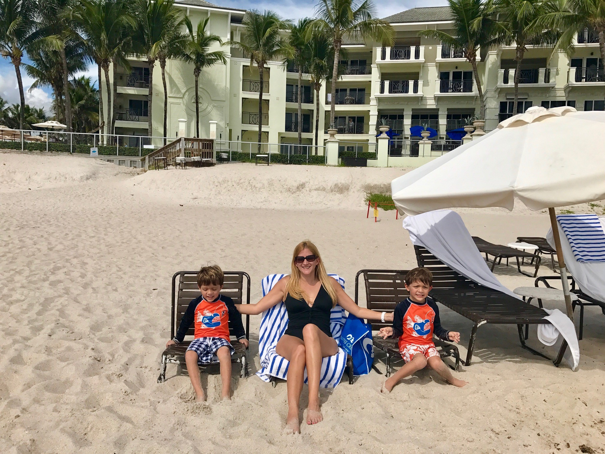 Beachside At The Lovely Luxurious Vero Beach Hotel And Spa By Kimpton