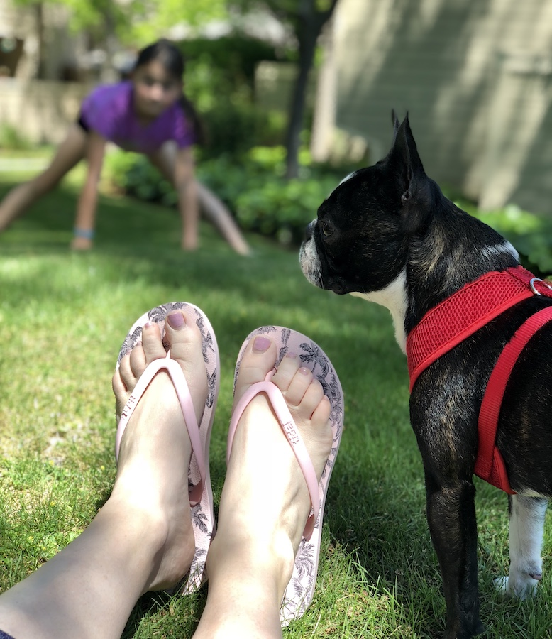 Emelia - Tidal flip flops