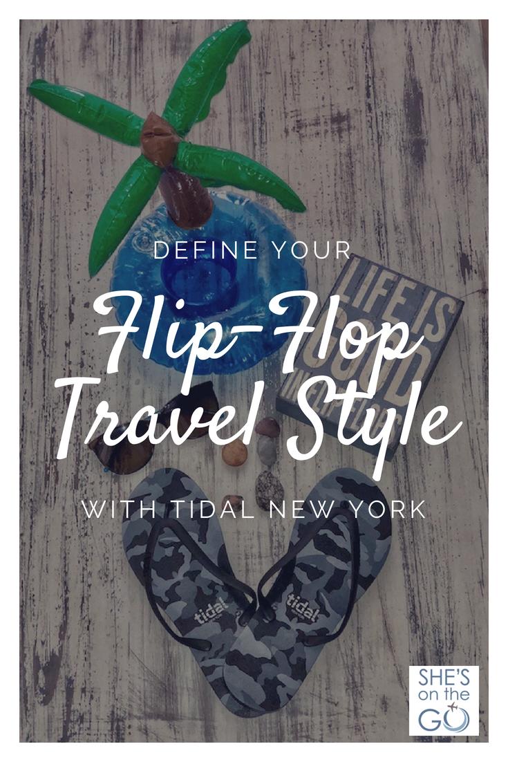 Flip-Flop Travel Style