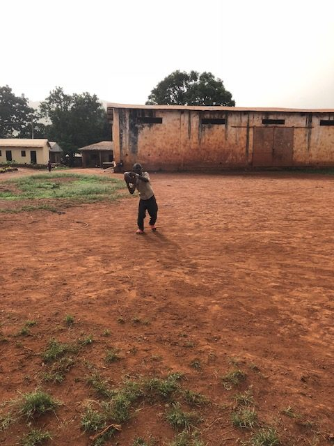 American football in Cameroon