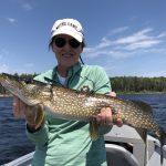 Girls Love Fishing Too! Adventure at Aikens Lake Wilderness Lodge