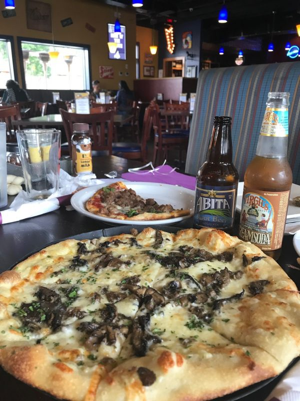Blue Highway Gourmet Pizza in Ocala, Florida