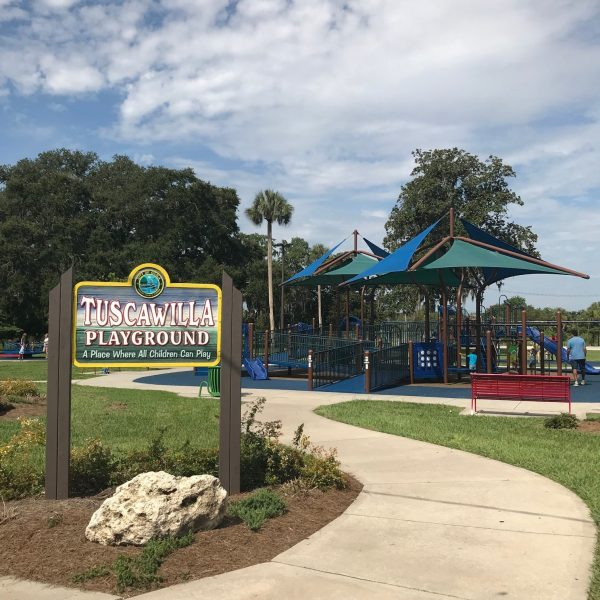 Ocala's Tuscawilla Historic Park and Playground