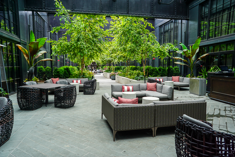 Atrium at the Sagamore Pendry