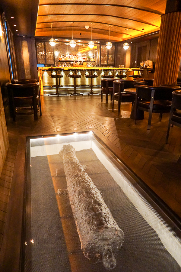 Sagamore Pendry Hotel - The Cannon Room