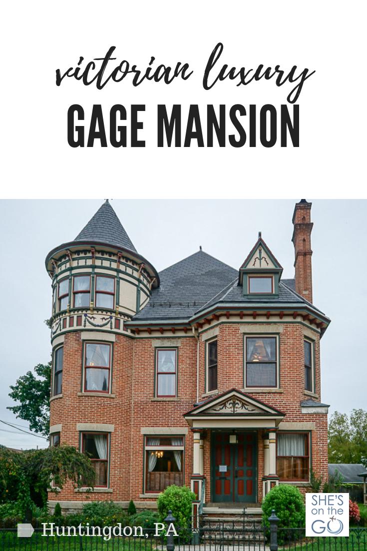 Gage Mansion
