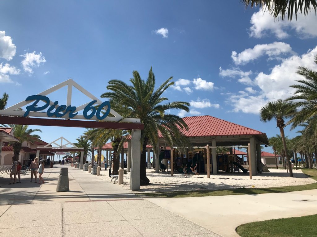 Guide to Clearwater Beach pier 60