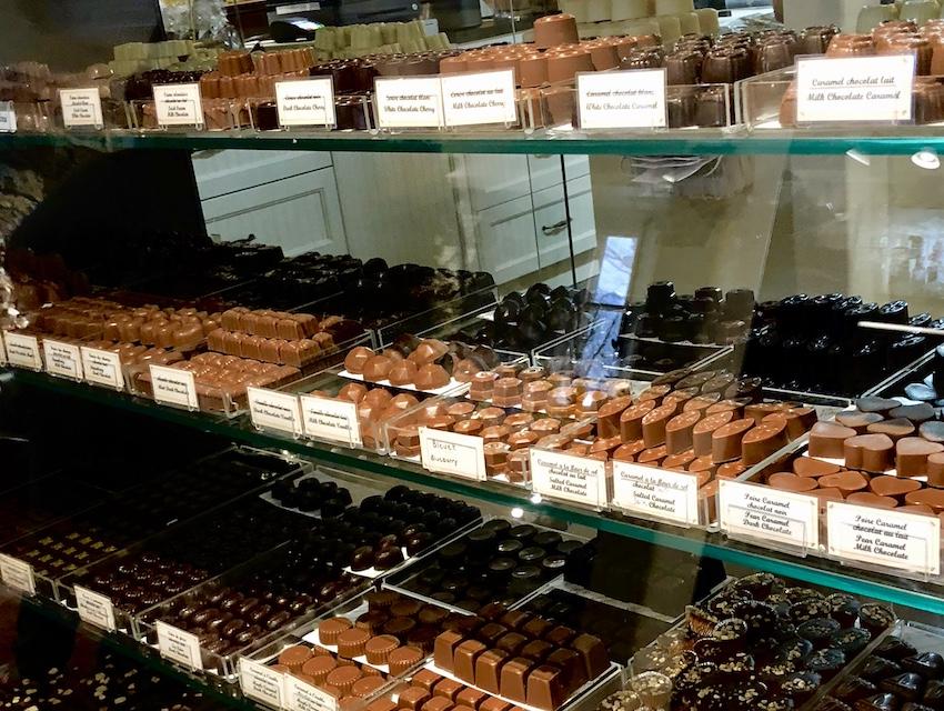 Chocolaterie De L'Île D'Orléans
