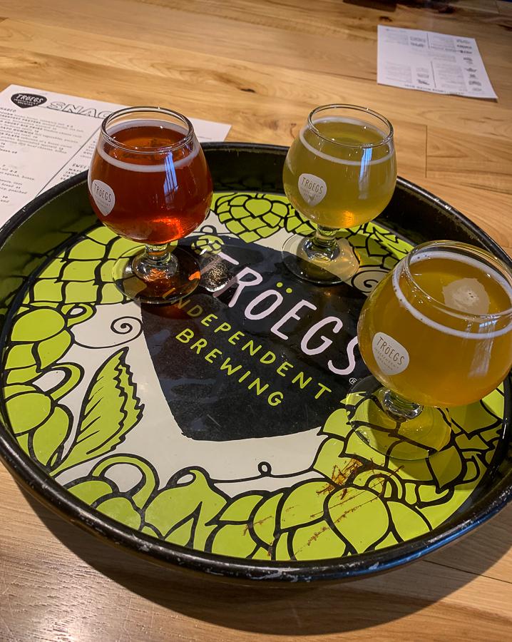 Troegs Brewery in Hershey