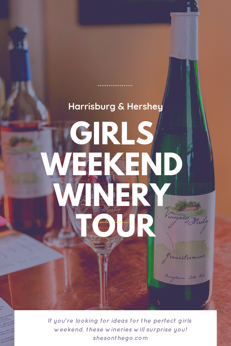 Weekend Winery Tour