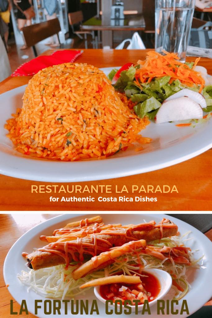 Restaurante La Parada