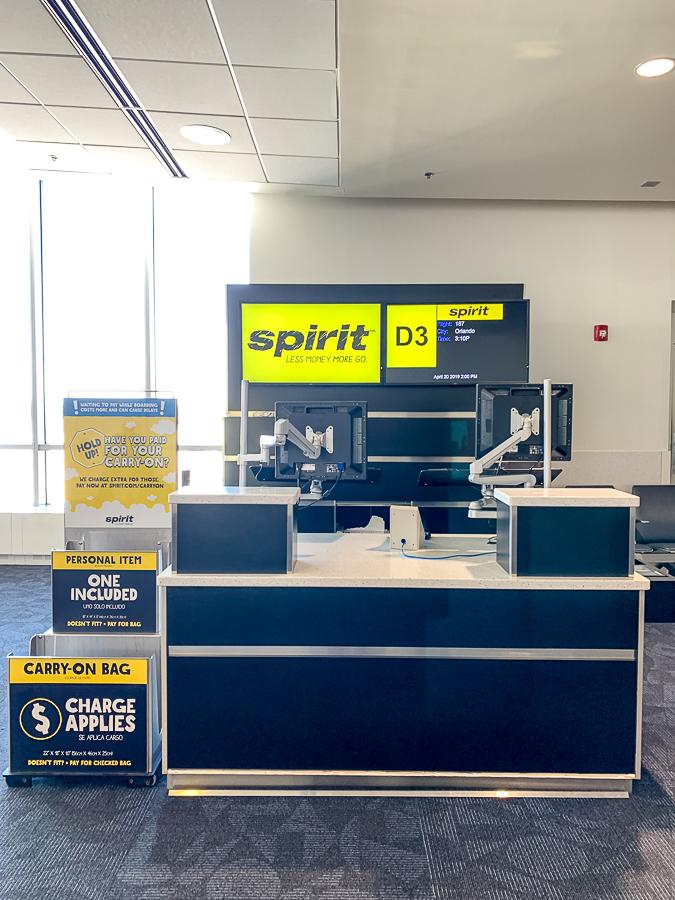 Spirit Airlines-3