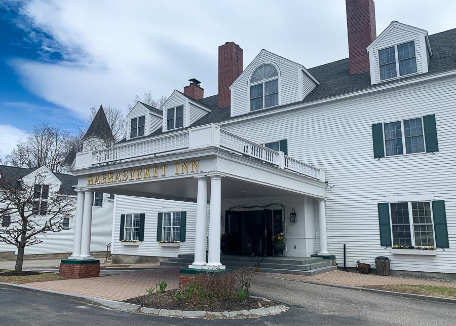Harraseeket Inn in Freeport