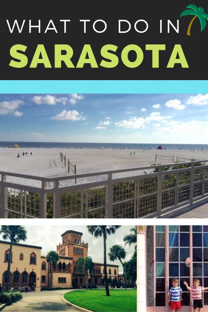 What to do in Sarasota, Florida