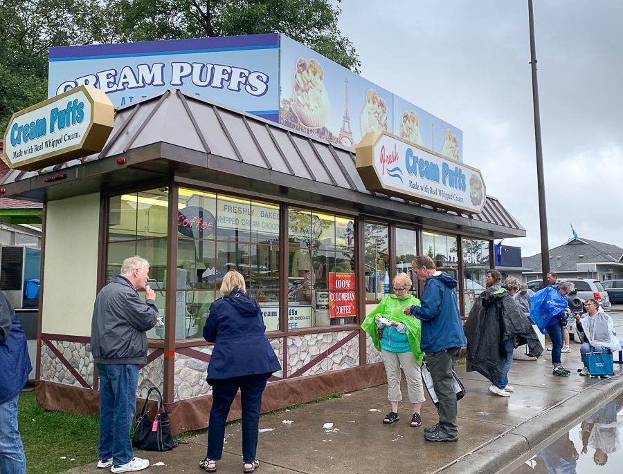Where to buy cream puffs